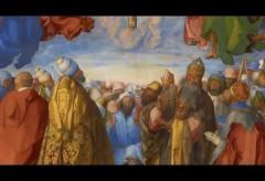 Allerheiligenbild Landauer Altar: Albrecht Dürer – 100 Meisterwerke aus dem Kunsthistorischen Museum Wien