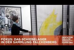 Das Schiebelager in der Sammlung Falckenberg