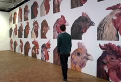 Fokus auf: La Biomista – Cosmopolitan Chicken Project | Koen Vanmechelen | GLOBALE: Exo-Evolution