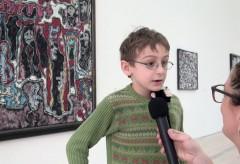 Mein Lieblingswerk in der Jean Dubuffet-Ausstellung (Leon)