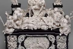 König Joseph I. als Sieger über den Furor: Matthias Steinl – 100 Meisterwerke aus dem Kunsthistorischen Museum Wien
