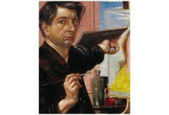Giorgio de Chirico – Autoritratto, 1924