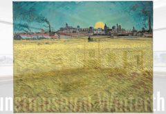 Vincent van Gogh – Soir d'été, 1888