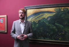 Ernst Ludwig Kirchner, Dünen und Meer, Fehmarn – Moderne Meister im Kunstmuseum Bern