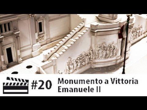 bella italia 2 0 folge 20 monumento a vittorio emanuele ii museumsfernsehen. Black Bedroom Furniture Sets. Home Design Ideas
