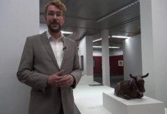 Ewald Mataré, Liegende Kuh – Moderne Meister im Kunstmuseum Bern