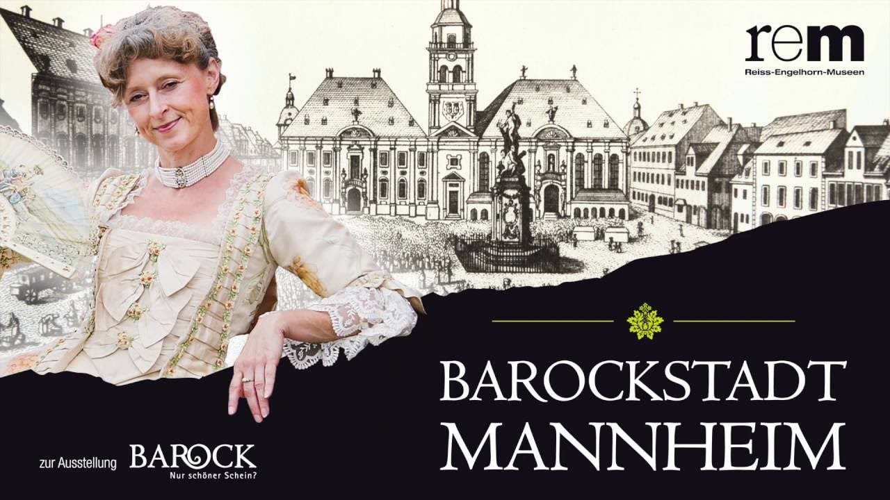 barock nur sch ner schein die barockstadt mannheim museumsfernsehen. Black Bedroom Furniture Sets. Home Design Ideas