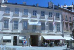 Das Kaiserhaus in Baden bei Wien
