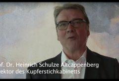 """""""Romantik und Moderne"""" im Kupfetrstichkabinett der Staatlichen Museen zu Berlin"""