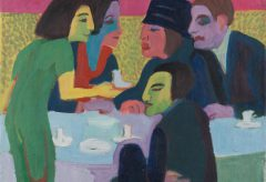 Städel entdeckt bisher unbekanntes Werk Ernst Ludwig Kirchners
