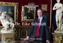 Eike Schmidt – Direktor der Uffizien, Florenz zum 125. des Kunsthistorischen Museums Wien