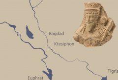 Ktesiphon, die Metropole am Tigris
