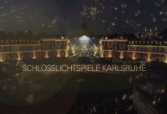 Schlosslichtspiele 2017 in Karlsruhe