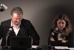 Aida Save Me – Lecture performance by Joana Hadjithomas and Khalil Joreige