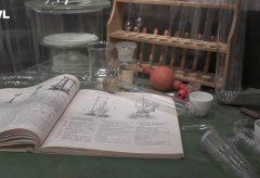 Historischer Streifzug durch das chemische Labor der Henrichshütte
