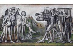 Postwar: Kunst zwischen Pazifik und Atlantik, 1945-1965