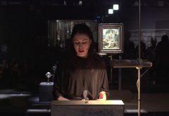 Vea Kaiser – Was bringt uns durch die Nacht? – During the Night: Kunsthostorisches Museum Wien