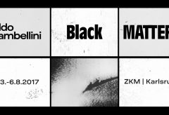 Aldo Tambellini: Black Matters – ZKM Karlsruhe