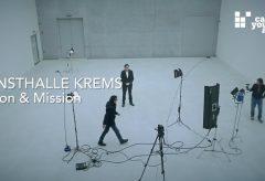 Direktor Florian Steininger zu Vision und Mission der Kunsthalle Krems
