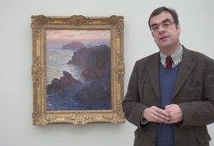 Monet – Pointes de rochers à Port-Domois, 1886 – Bild der Woche präsentiert von Ulf Küster, Kurator