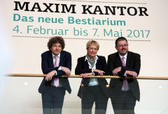 Vorstands-Duo für die Kunsthalle Emden – Eske Nannen übergibt Aufgaben an neuen Vorstand