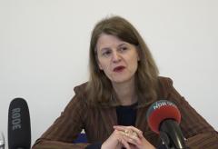 Prof. Dr. Barbara Plankensteiner, die neue Direktorin des Hamburger Völkerkundemuseums