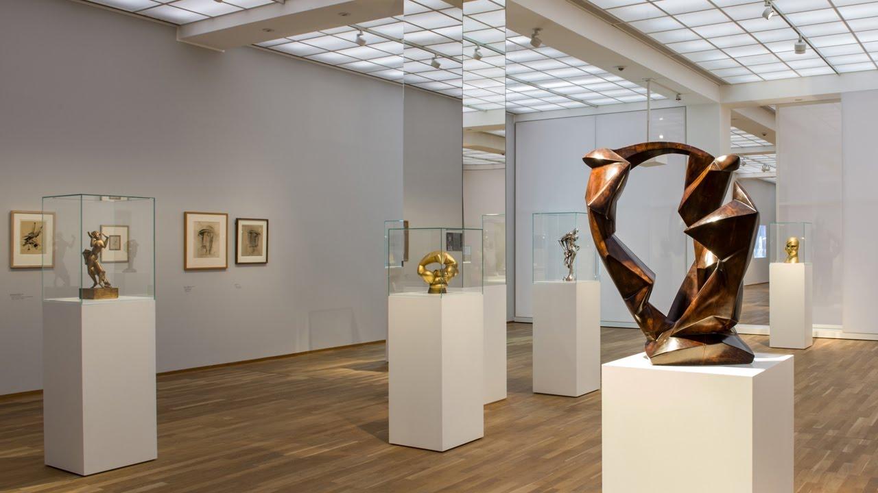 rudolf belling skulpturen und architekturen museumsfernsehen. Black Bedroom Furniture Sets. Home Design Ideas