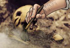 Backstories: Der Schädel von Le Moustier