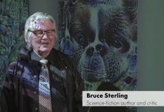 Hello, Robot. Ein Interview mit Bruce Sterling