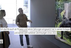 """Rodney Graham. Lightboxes"" – Museum Frieder Burda"