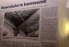 Bericht zum Wasserschaden im Kunstmuseum Bayreuth