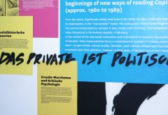 Das Kapital – Sonderausstellung im Museum der Arbeit
