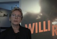 Danny Lyon und Willi Ruge bei C/O Berlin