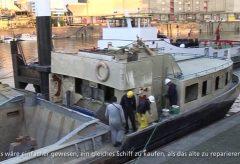"""Der Untergang des Baggerschiffs """"Merlin"""" als Video-Oral-History"""