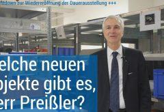 Haus der Geschichte der Bundesrepublik Deutschland – Der Sammlungsdirektor Dietmar Preißler im Interview