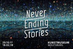 Never Ending Stories. Der Loop in Kunst, Film, Architektur, Musik, Literatur und Kulturgeschichte