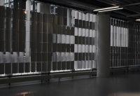 Slow Screen – Die kinetische Fassade des MuDA in Zürich