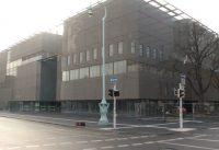 Der Neubau Kunsthalle Mannheim 23.03.2015 – 18.12.2017