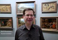 Rolf Wienkötter – Kunstvermittler | Junge Freunde des Kunsthistorischen Museums Wien