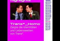 Schwules Museum feiert Geburtstag