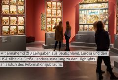 Trailer: Der Meister von Meßkirch – Katholische Pracht in der Reformationszeit