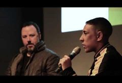 MMK Talks – Will Benedict und Leilah Weinraub
