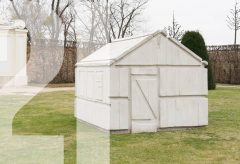Rachel Whiteread – Chicken Shed im Belvedere 21