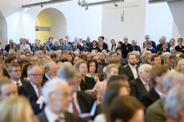 Haus der Geschichte Österreich unter großem Besucher-Zustrom eröffnet