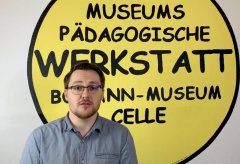 Bomann-Museum Celle Tutorial zur Höhlenmalerei