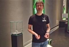 Angst und Ventile: Digitale Führung im LWL-Museum für Archäologie