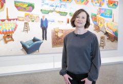 """David Hockney, """"In the Studio"""" – Bucerius Kunst Forum @Home"""