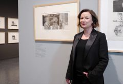 "David Hockney, ""Myself and My Heroes"" im  Bucerius Kunstforum"