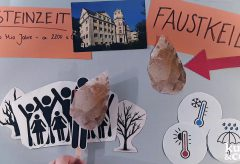Der Faustkeil: Das Multitool der Steinzeit