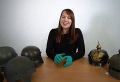 Die Pickelhaube  – Der deutsche Stahlhelm im Ersten Weltkrieg. Episode 1